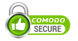 A Comodo Secure SSL Seal indicates that the website owner has made customer security a top priority by securely encrypting all their transactions.