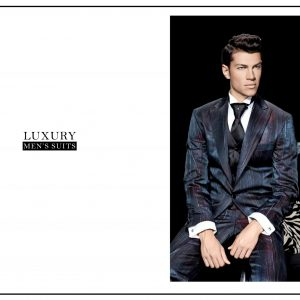 LUXURY MEN'S SUITS – Mod. 1