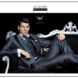 LUXURY MEN'S SUITS – Mod. 2