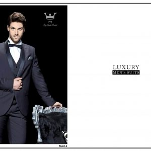 LUXURY MEN'S SUITS – Mod. 4