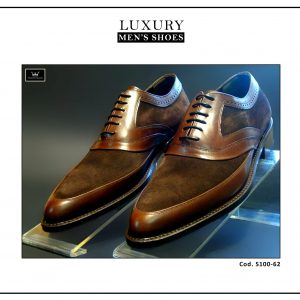 High-End Men's Shoes – Mod. S100-62