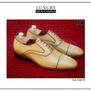 High-End Men's Shoes – Mod. S100-74