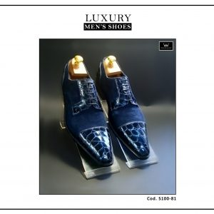 High-End Men's Shoes – Model-S100-81