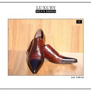 High-End Men's Shoes – Mod. T100-22