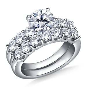Bridal Ring Matching set