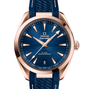 Luxury OMEGA SEAMASTER CO-AXIAL MASTER CHRONOMETER