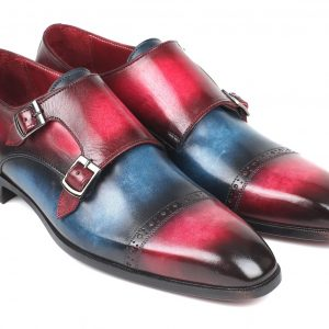 Paul Parkman Monkstraps