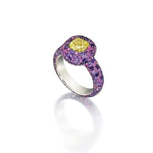 Cassis Ricci Ring