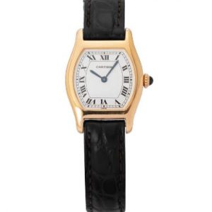 CARTIER TORTUE – WITH ORIGINAL PAPERS