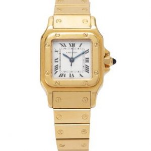 CARTIER SANTOS – WITH ORIGINAL PAPERS – YEAR 1985